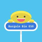 Bargain Bin 650