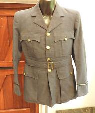 WW2 Military RAF Flying Officers Dress Tunic Uniform Rank Stripe Badges (4880