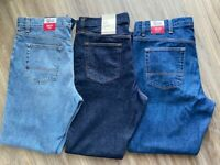 NEW MEN'S Tommy Hilfiger Denim Classic Jeans Choose Your Color And Size