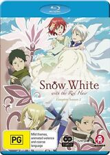 Snow White with the Red Hair Complete Season 2 - S.Hayami NEW B Region Blu Ray