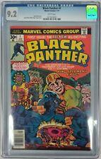 Marvel BLACK PANTHER #1 CGC 9.2 1977 Free Shipping!
