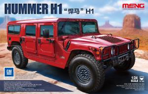 Meng 1/24 Hummer H1