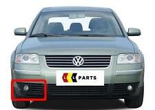 VW PASSAT B5 00-06 NEW GENUINE FRONT BUMPER O/S RIGHT LOWER FOG GRILL 3B0853666L
