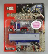 Unopened TAKARA TOMY JAPAN Transformers Tomica (Long Type) Optimus Prime