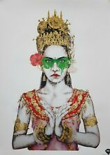 "FINDAC ""ANAPYABAL"" - PRINT LTD ED 100 WITH COA - 70CM X 50CM"