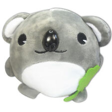 """5"""" Round Koala With Four leaf Soft Plush Stuffed Animal Suction Cup Cute New"""