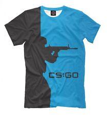 Counter-strike global offensive tee - all over printed shirt cs go