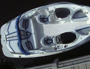 04-06 SeaDoo Speedster 200 CUSTOM SEAT COVER 18 PC KIT!