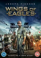Wings Of Eagles Dvd Joseph Fiennes Brand New & Factorey Sealed