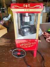 Old Fashioned Movie Time Table Top Popcorn Maker - Helman Group Model#207226