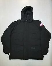 CANADA GOOSE Constable Parka Jacket Coat Black Down Sz XL SOLD OUT