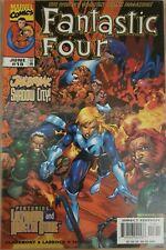 Fantastic Four #18 Heroes Return Marvel Comics