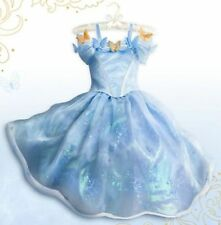 Cinderella Limited Edition Live Dress Complete Set! 1 of 3500 made! Size 8 NEW
