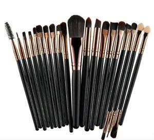 ROSALIND 20Pcs Professional Makeup Brushes Set Powder Foundation Eyeshadow Make