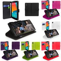 Schutz Hülle für LG Nexus 5/ Google Nexus 5 Handy Brieftasche Flip Case