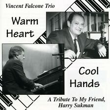 Vincent Falcone, Jr. - Warm Heart Cool Hands (A Tribute to My Friend) [New CD]