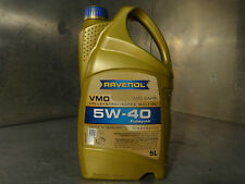 RAVENOL VMO 5W-40 Fully synthetic Engine Oil 5 Litre 1111335