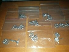 15 Mm Lead Historical Wargaming & Role Playing Figures 8 x canons