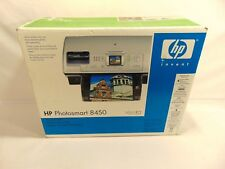 NEW HP PHOTOSMART 8450 PHOTO PRINTER model number Q3388A