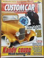 Custom Car Magazine - December 2007 - Mandy Coupé '32, Hot Rod Drag Heroes
