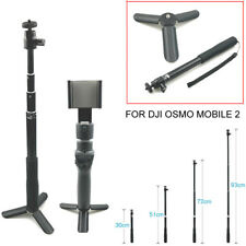 For Gopro 6 DJI Osmo 2 Feiyu Vimble 2 Extension Bar telescopic rod Monopod Stick