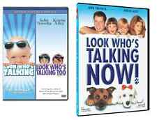LOOK WHO'S TALKING / LOOK WHO'S TALKING TOO! / LOOK WHO'S TALKING NOW - NEW!!