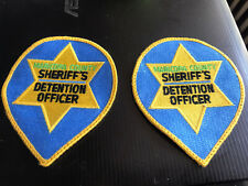 AZ Maricopa County Arizona Sheriff Detention Officer Patch