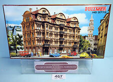 VOLLMER 'HO' GAUGE - 3775 MANSIONS / PALAIS ORNATE CITY HOUSES KIT NEW  #467