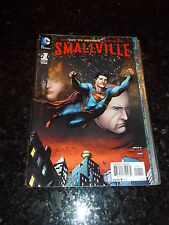 SMALLVILLE Comic - Season 2 - No 1 - Date 07/2012 - DC Comic