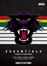 NRL - Essentials - Penrith Panthers (DVD, 2013, 3-Disc Set)