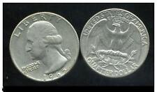 USA  quarter 25 cents 1965
