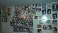 Lot of 58 Nolan Ryan Baseball Cards: Mets, Rangers, Astros: Topps, Upper Deck+++