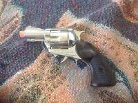 Mattel Shootin Shell 38 detective toy cap gun