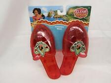 Disney Elena of Avalor Adventure Shoe Red Dress Up Play Shoes