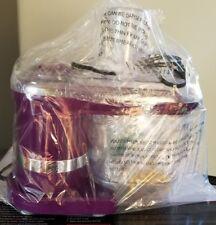 Cook's Essential Electric Mandolin MODEL K44536154000 Purple color