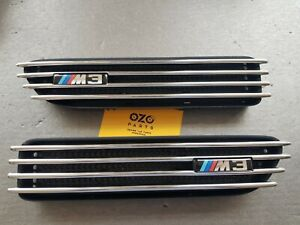 Genuine BMW E46 M3 Side vent grills 51132694608 51132694607