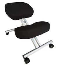 KHALZ Kneeling Chair with 50% Extra Padding, Ergonomic, Height Adjustable Stool,