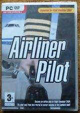 Airliner Pilot: Add-On for FS 2004 (PC DVD-ROM) - NEW & FACTORY SEALED