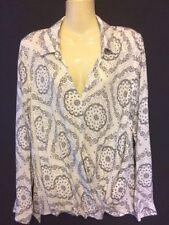 Paisley Regular Size Tops & Blouses for Women