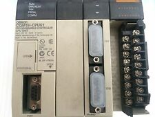 ▀ OMRON CQM1H CPU 51 + MAB 42 PLC AUTOMATA SPS SYSMAC