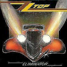Eliminator by ZZ Top (CD, 1983, Warner Bros.) Made in Germany