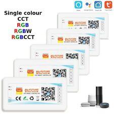 Smart LED Strip Controller Alexa Google Home Voice MONO CCT RGB RGBW RGBCCT 12V