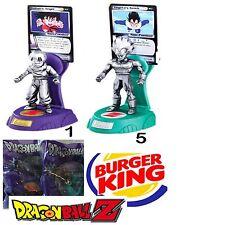 Burger King DragonBall Z 2 toys 2000 - Gohan Vegeta New Sealed Free Shipping