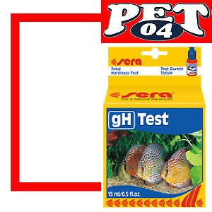 sera gH-Test kit total hardness 15ml