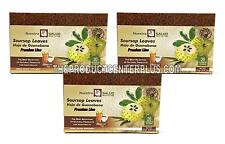Soursop Leaves Filter Tea Bags Hoja de Guanabana Te (60 Tea Bags)
