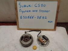 SUZUKI CS50 032000-2052 SCOOTER MOTORBIKE FLYWHEEL GENERATOR MAGNETO