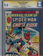 Marvel team up # 58 signature series cgc 9.8   1 of 1    6/77  marvel comics
