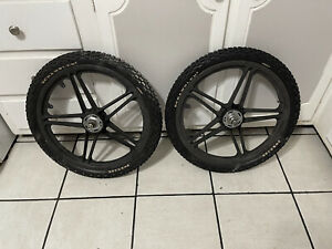 Redstone Mag Wheels W Freewheel Fits Schwinn Patterson GT Mongoose CYC Skyway