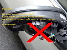 MK1 Mini Cooper/S/Uno/Cabrio R50 R52 R53 cromo retrovisori CAP COPERCHIO RHD