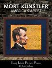 Mort Kunstler The Emancipation Proclamation Print Custom Framed